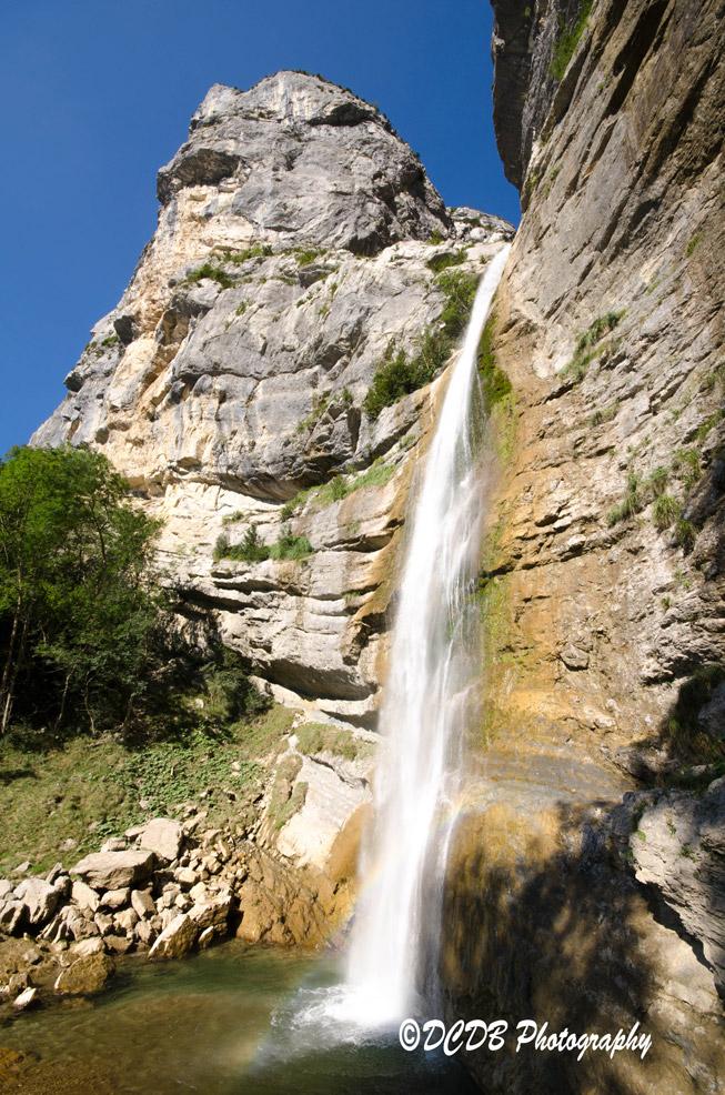 Canyon Des écouges ; Vercors (isère); Canyoning Avec Cap Oupakap Nature