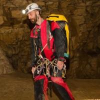 Thomas Degeorges; Grotte de Gournier; Vercors (Isère); spéléo avec Cap Oupakap Nature