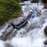 Canyon du Furon ; Vercors (isère); canyoning avec Cap Oupakap Nature
