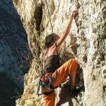falaise de Saou; Vercors (Drôme); escalade avec Cap Oupakap Nature